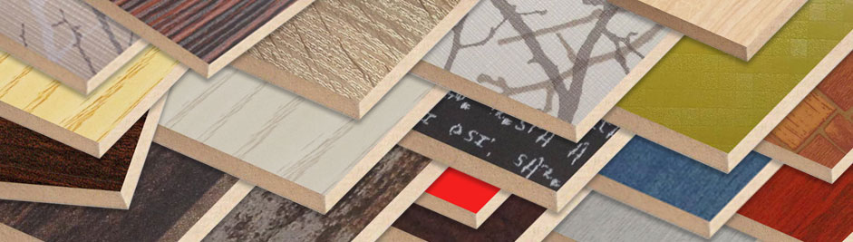 MIH Melamine  Faced MDF Sheets/Boards