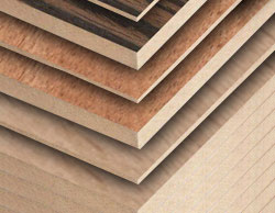 Veneered MDF Sheets