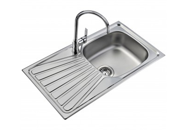 teka kitchen sinks teka deva sink 45 i cn 1b 1d mih building materials 2688