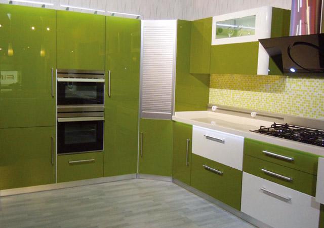 Olive Green High Gloss Mdf Board Mih Home