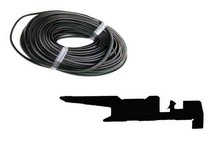PVC EPDM, Gass Kit Brushes & Fly Screens - MIH