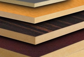 Melamine <br /> Faced MDF Sheets/Boards
