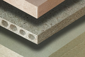 Door Core Tubular, Solid & <br /> Fire Rated Chipboard