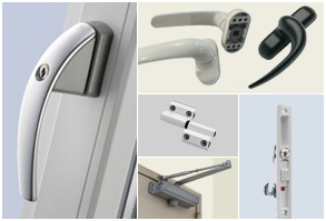 Aluminium Hardware Accessories
