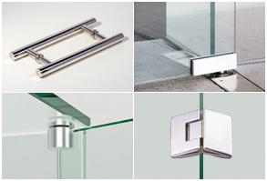 Glass Hardware Accessories
