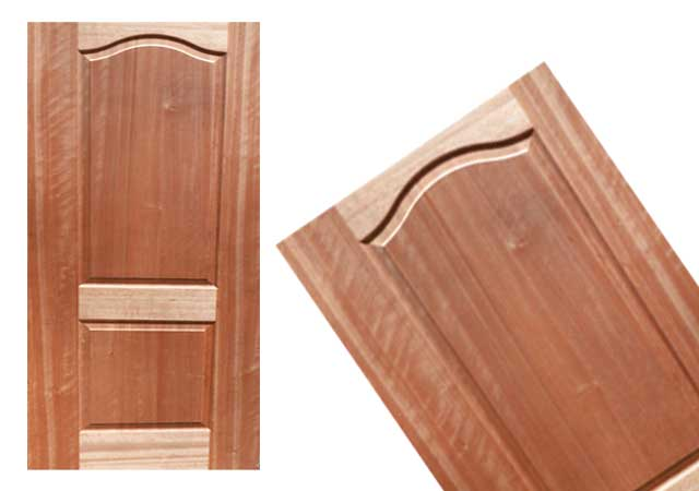 Veneer Door Skin with Design