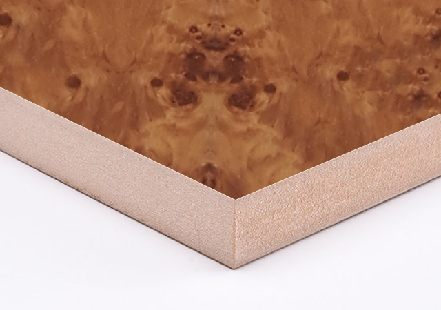 Burl Magic Melamine MDF