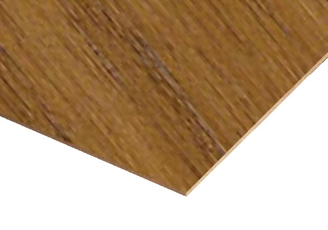 Beech Veneered Teak MDF Sheets 3 mm One Side