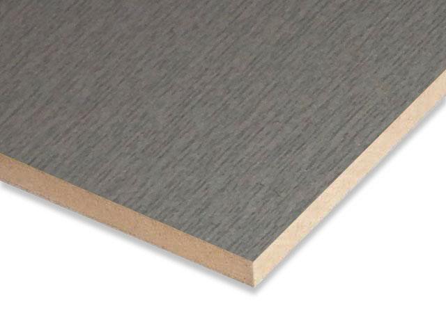 Buy 3D Dark Grey Stains Melamine MDF at Good Prices - MIH GROUP
