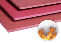 Fire Rated MDF Sheets/Boards