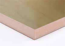 Almond Pear  Melamine MDF Board