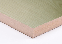 Cherry  Melamine MDF Board