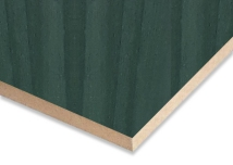 Dark Green  Melamine MDF Board