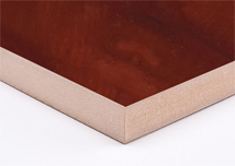 Red Fantasy  Melamine MDF Board