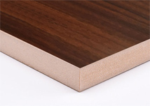 Jungle Teak  Melamine MDF Board