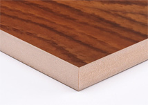 Golden Teak  Melamine MDF Board