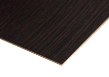 Wenge Paper Overlay MDF Sheets