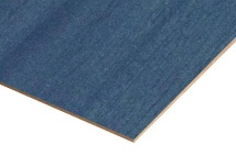 Blue Maple Paper Overlay MDF Sheets