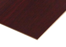 African Mahogany Paper Overlay MDF Sheets
