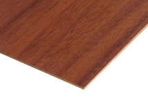 Canadian Walnut Paper Overlay MDF Sheets