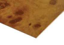 Classic Burl Paper Overlay MDF Sheets