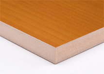 Light Cherry  Melamine MDF Board