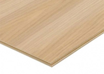 ASH Veneered Plywood 3.6mm Thickness