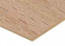 Beech Veneered Plywood 3.6mm Thickness