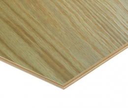 Oak Veneered Plywood