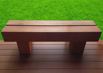 WPC Bench Thick Design