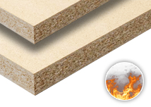 FR Solid Chipboard Fire Rated 60 & 90 Min BMTRADA Certified