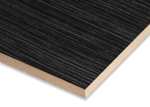 Black Rose 3D Touch  Melamine MDF Sheet