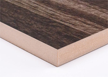 Ebony Blocks  Melamine MDF Board