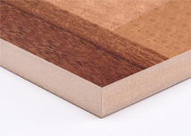 Teak Blocks  Melamine MDF Board